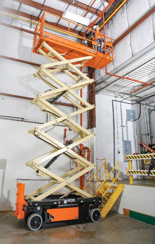 11米剪叉式升降平台4045R