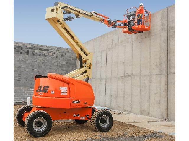 14米曲臂高空车450AJ