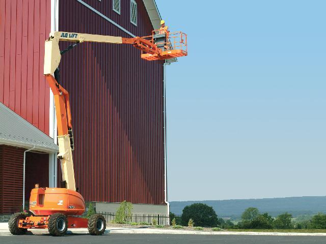 18米曲臂式高空车600AJ