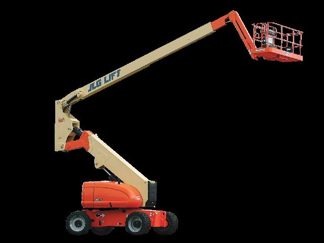 24米曲臂式高空车800AJ