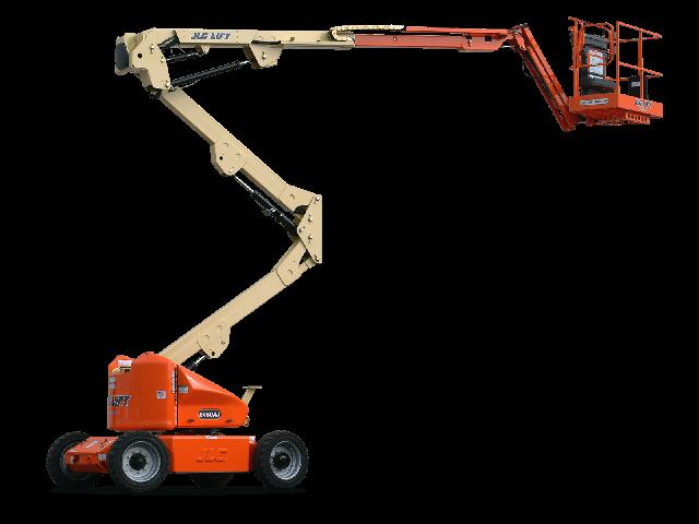 14米曲臂式高空车E450AJ