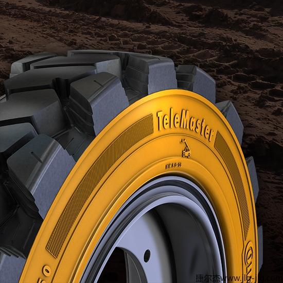 新型TeleMaster轮胎